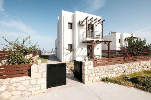 Leuk vakantiehuis Thea Arismani Villa in Griekenland