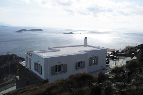 Leuk vakantiehuis Unique Scenery Villa in Griekenland