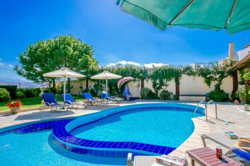 Leuk vakantiehuis Villa Agapi in Griekenland