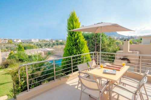 Leuk vakantiehuis Villa Alba in Griekenland