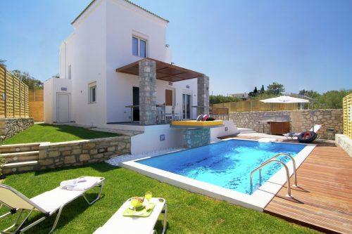 Leuk vakantiehuis Villa Alexandra L1 in Griekenland