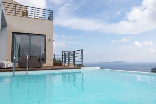 Leuk vakantiehuis Villa Alexis in Griekenland