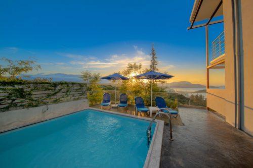 Leuk vakantiehuis Villa Alexis Zorbas in Griekenland