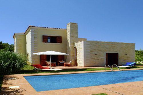 Leuk vakantiehuis Villa Almond in Griekenland
