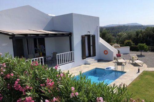 Leuk vakantiehuis Villa Anna in Griekenland
