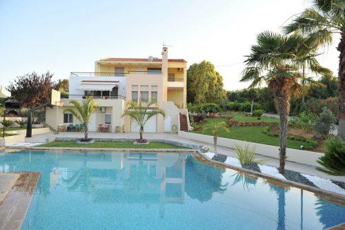 Leuk vakantiehuis Villa Annia in Griekenland