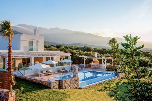Leuk vakantiehuis Villa Aquarius in Griekenland