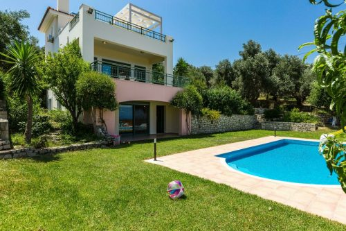 Leuk vakantiehuis Villa Archelos in Griekenland