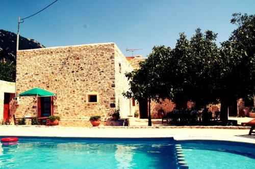 Leuk vakantiehuis Villa Archodiko in Griekenland