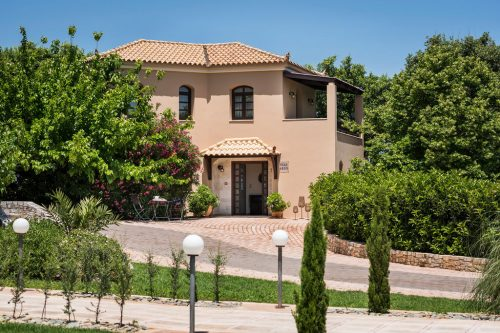 Leuk vakantiehuis Villa Argo in Griekenland