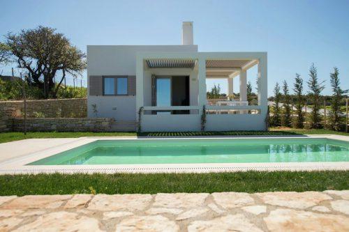 Leuk vakantiehuis Villa Arismari in Griekenland