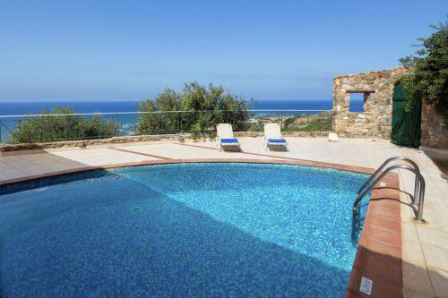 Leuk vakantiehuis Villa Artemis in Griekenland