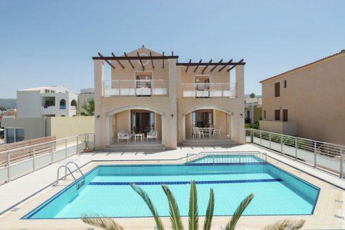 Leuk vakantiehuis Villa Avra in Griekenland