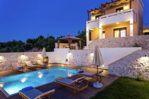 Leuk vakantiehuis Villa Barbara in Griekenland