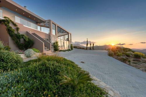 Leuk vakantiehuis Villa Blue Key in Griekenland