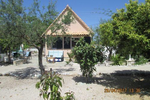 Leuk vakantiehuis Villa Bolide in Griekenland