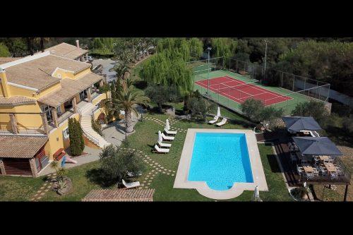 Leuk vakantiehuis Villa Classic in Griekenland