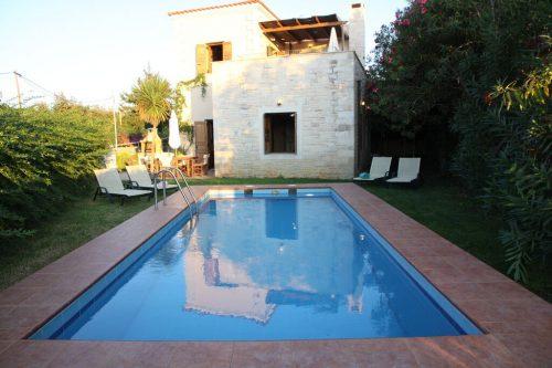 Leuk vakantiehuis Villa Cocoon in Griekenland