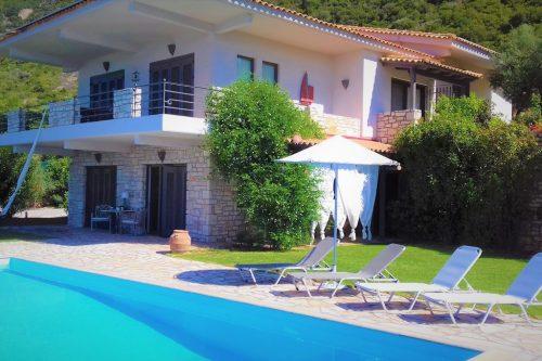 Leuk vakantiehuis Villa Daphne in Griekenland