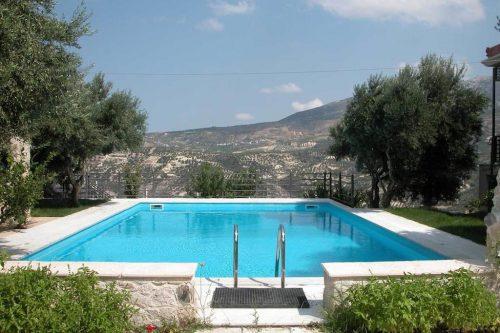 Leuk vakantiehuis Villa Despoina in Griekenland
