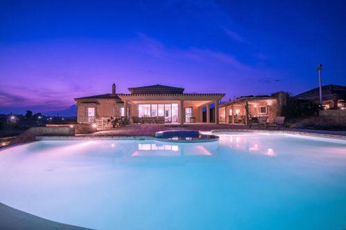 Leuk vakantiehuis Villa Diamond in Griekenland