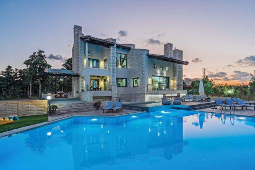 Leuk vakantiehuis Villa Dreamcatcher in Griekenland