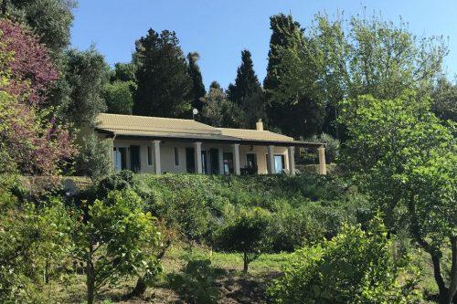 Leuk vakantiehuis Villa Dysis in Griekenland