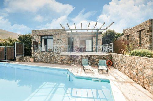 Leuk vakantiehuis Villa Elafonissi in Griekenland