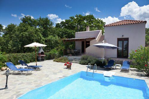 Leuk vakantiehuis Villa Eleonora in Griekenland