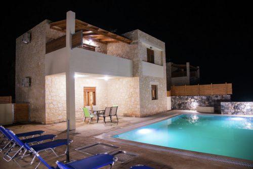 Leuk vakantiehuis Villa Emerald in Griekenland