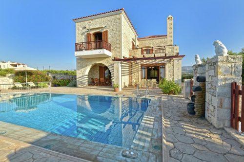 Leuk vakantiehuis Villa Erofili in Griekenland