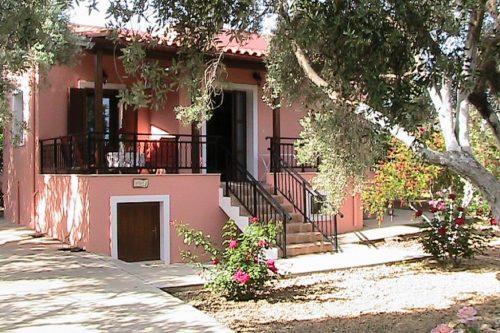 Leuk vakantiehuis Villa Estia in Griekenland