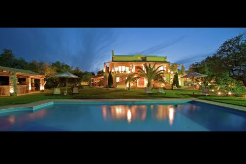 Leuk vakantiehuis Villa Exclusive in Griekenland