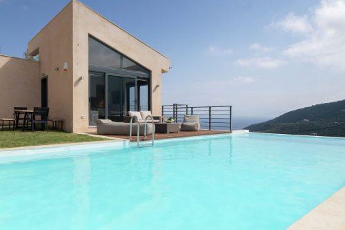 Leuk vakantiehuis Villa Fallon in Griekenland