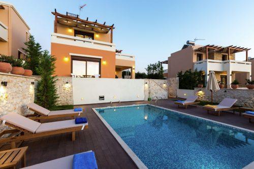 Leuk vakantiehuis Villa Fani in Griekenland