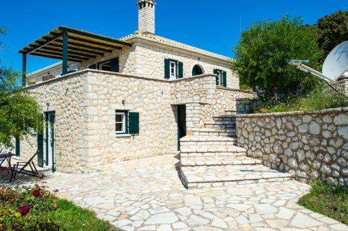 Leuk vakantiehuis Villa Geofos in Griekenland