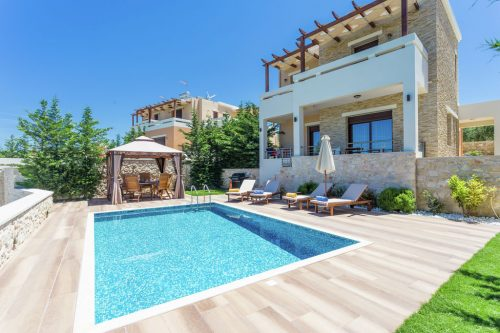 Leuk vakantiehuis Villa Georgio in Griekenland