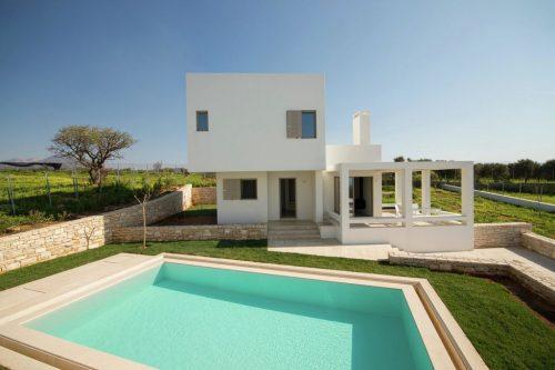 Leuk vakantiehuis Villa Giasemi in Griekenland