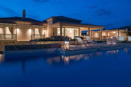 Leuk vakantiehuis Villa Gold in Griekenland