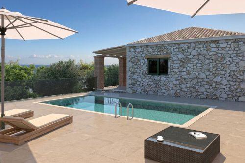 Leuk vakantiehuis Villa Helona in Griekenland