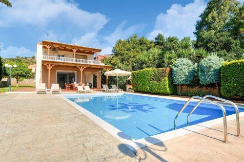 Leuk vakantiehuis Villa Hera in Griekenland