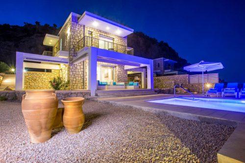 Leuk vakantiehuis Villa Horizontes in Griekenland