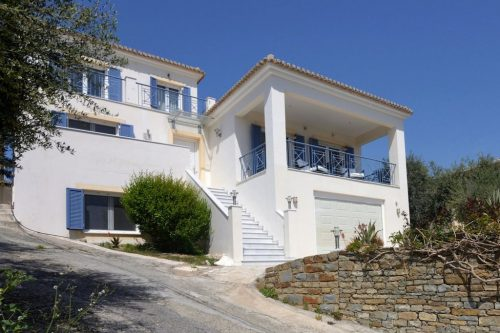 Leuk vakantiehuis Villa I Gorgòna in Griekenland