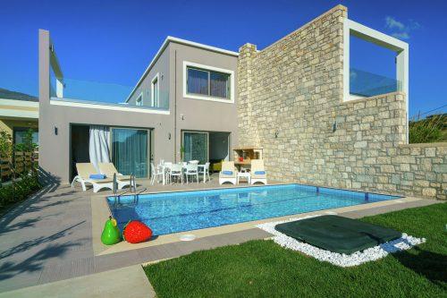 Leuk vakantiehuis Villa Iakinthos in Griekenland