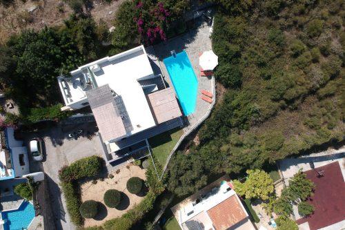Leuk vakantiehuis Villa Ikaros in Griekenland