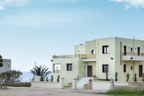 Leuk vakantiehuis Villa Irini in Griekenland