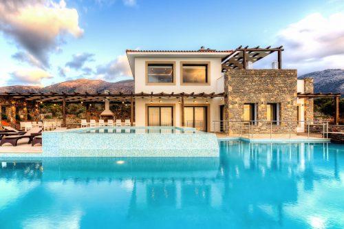 Leuk vakantiehuis Villa Isabelle in Griekenland