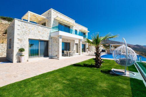 Leuk vakantiehuis Villa Jasmine in Griekenland