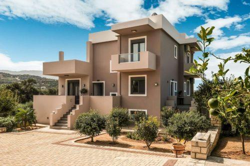 Leuk vakantiehuis Villa Kalli in Griekenland
