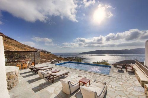 Leuk vakantiehuis Villa Kappas in Griekenland